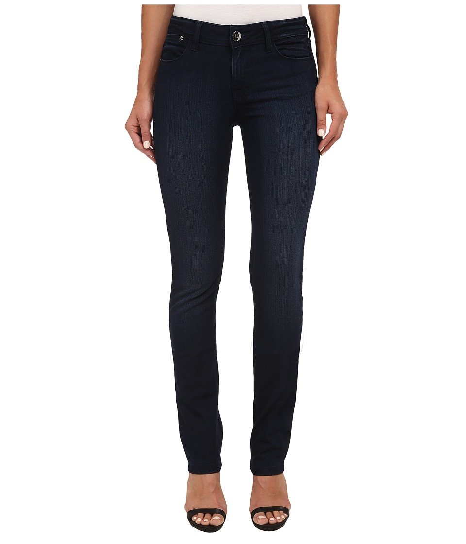 DL1961 - Coco Curvy Slim Straight Jeans in Wooster (Wooster) Women's Jeans