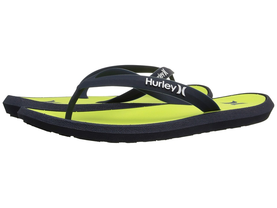 Hurley - One Only Sandal (Volt) Men's Sandals