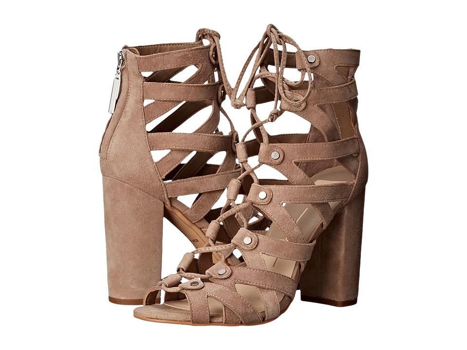 Dolce Vita - Karli (Almond Suede) Women's Shoes