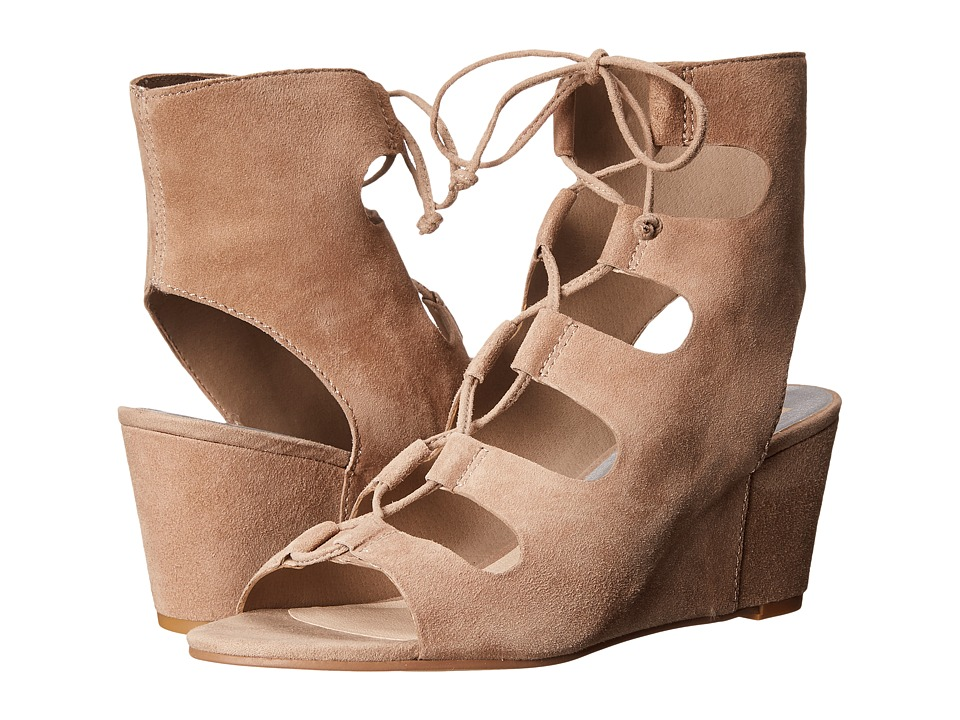 Dolce Vita - Louise (Almond Suede) Women's Shoes