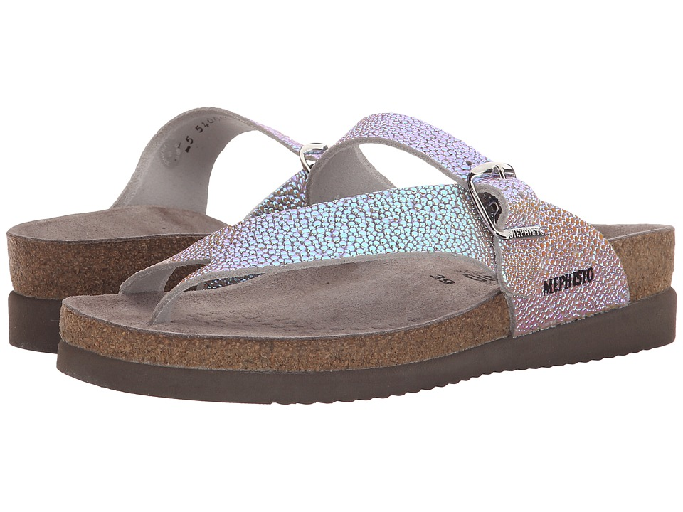 Mephisto - Helen (Nickel Salsa) Women's Sandals
