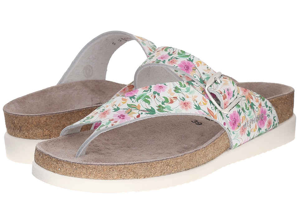 Mephisto - Helen (White Spring) Women's Sandals