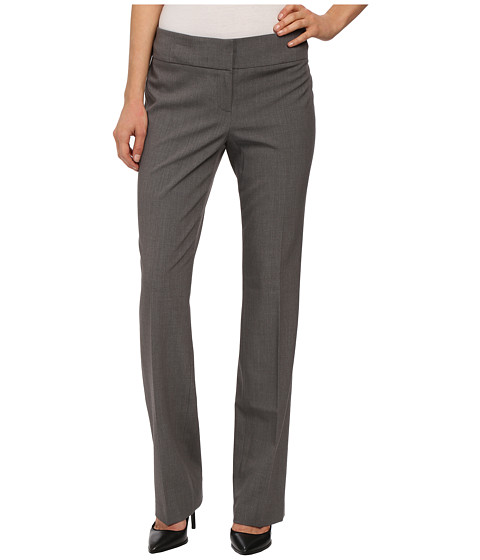 Nine West - Bi Stretch Trouser Pants (Steel) Women