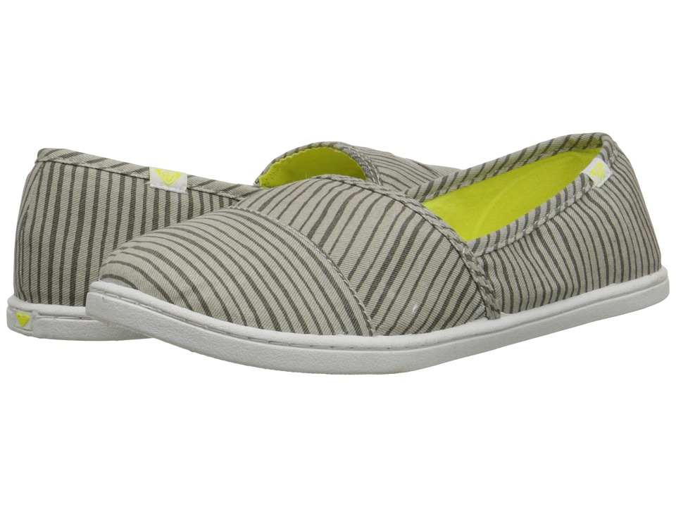 Roxy - Brody V (Light Grey) Women's Shoes