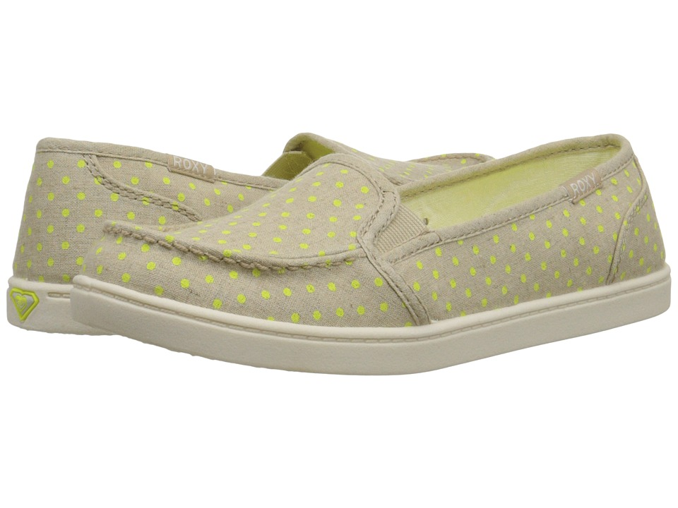 Roxy - Minnow V (Yellow) Women's Shoes