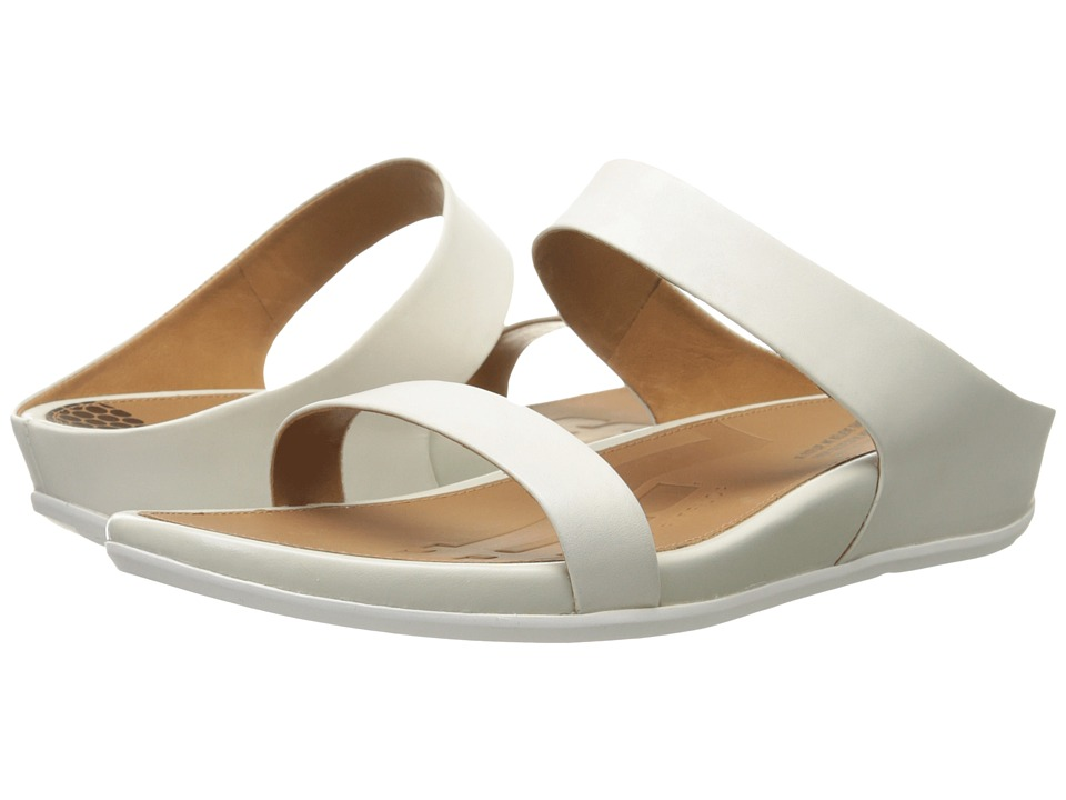 FitFlop - Banda Slide (Urban White) Women's Slide Shoes