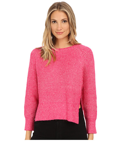 French Connection - Otis Chunky Sweater 78EAR (Ziggy Pink) Women's Sweater