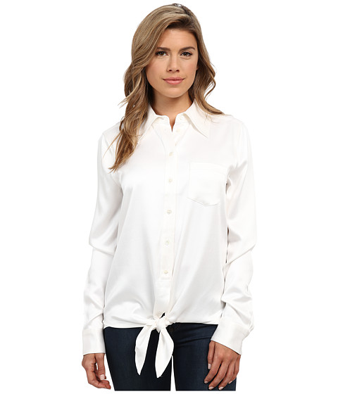 EQUIPMENT - Archive Luis (Bright White) Women's Clothing