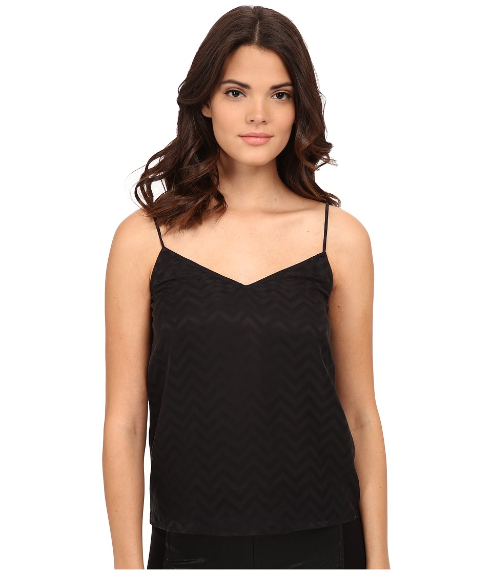 EQUIPMENT - Layla Cami (True Black) Women's Sleeveless