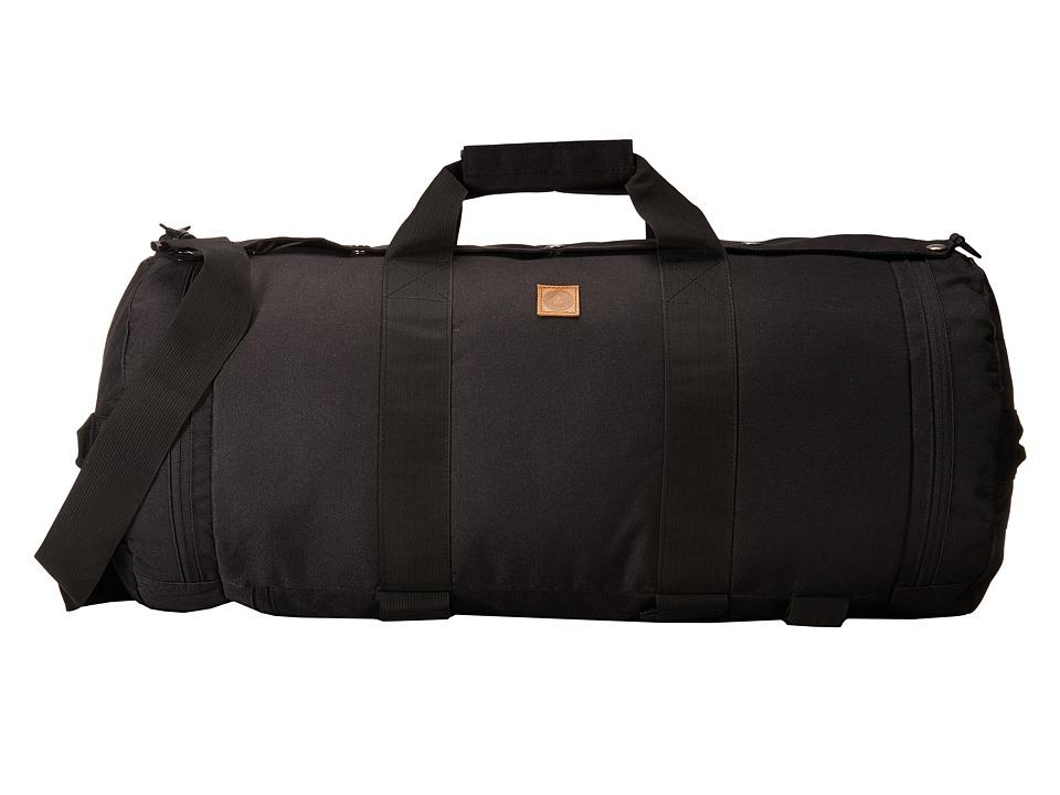 Obey - Revolt Skate Duffel (Black) Duffel Bags