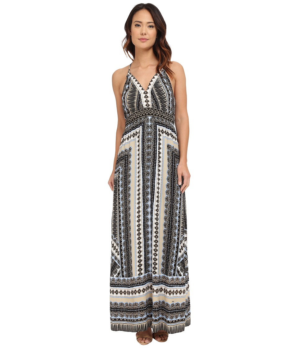 Hale Bob - Meet Me in Havana Maxi (Black) Women's Dress