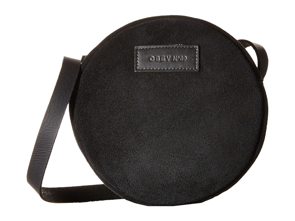 Obey - Maddox Canteen Bag (Black Multi) Bags