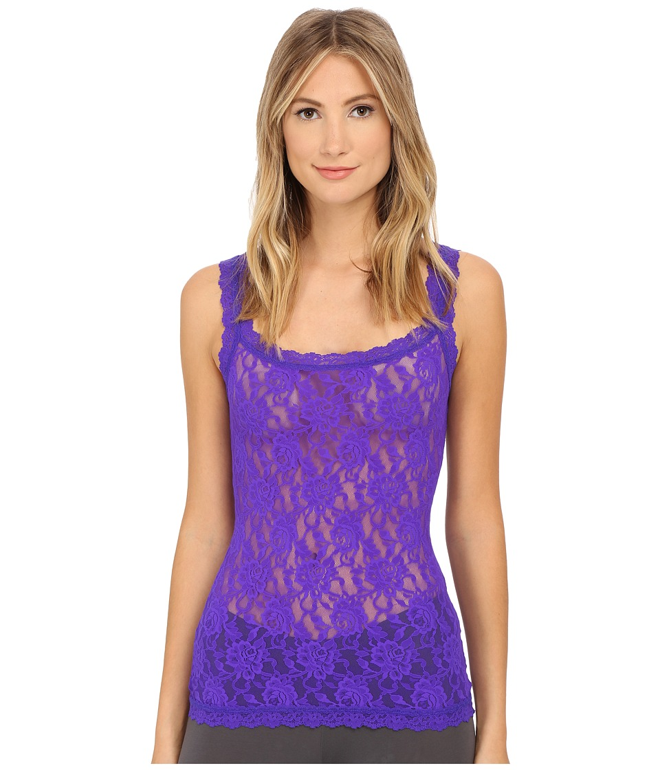 Hanky Panky - Signature Lace Unlined Cami (Electric Purple) Women's Lingerie