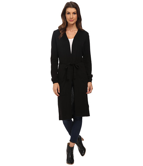 Mavi Jeans - Long Cardigan (Black) Women