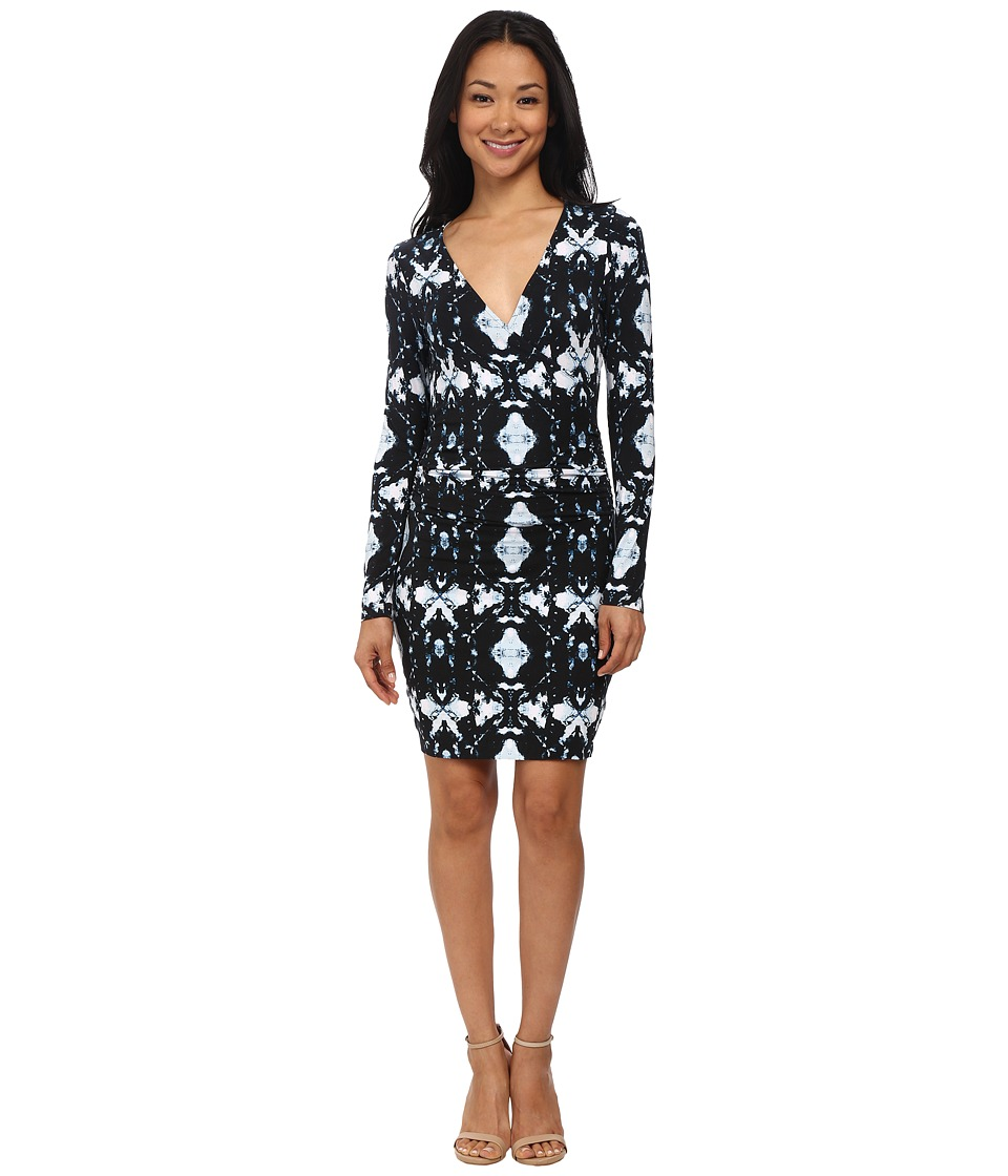 Tart Peaches Dress (Ink Blots) Women