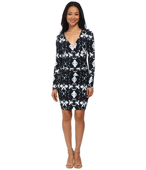 Tart - Peaches Dress (Ink Blots) Women's Dress