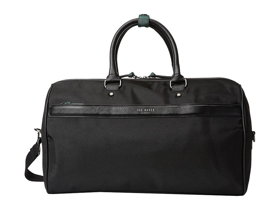 Ted Baker - Grainz (Black) Duffel Bags