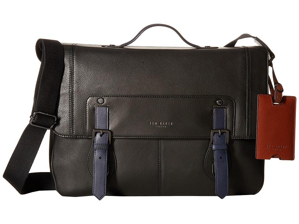 Ted Baker - Boombag (Black) Messenger Bags