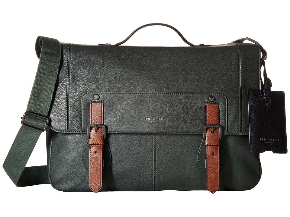 Ted Baker - Boombag (Green) Messenger Bags