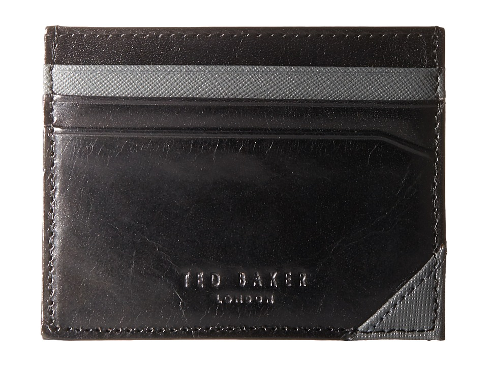 Ted Baker - Lebron (Black) Wallet Handbags