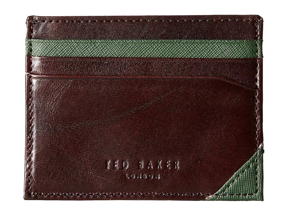 Ted Baker - Lebron (Chocolate) Wallet Handbags