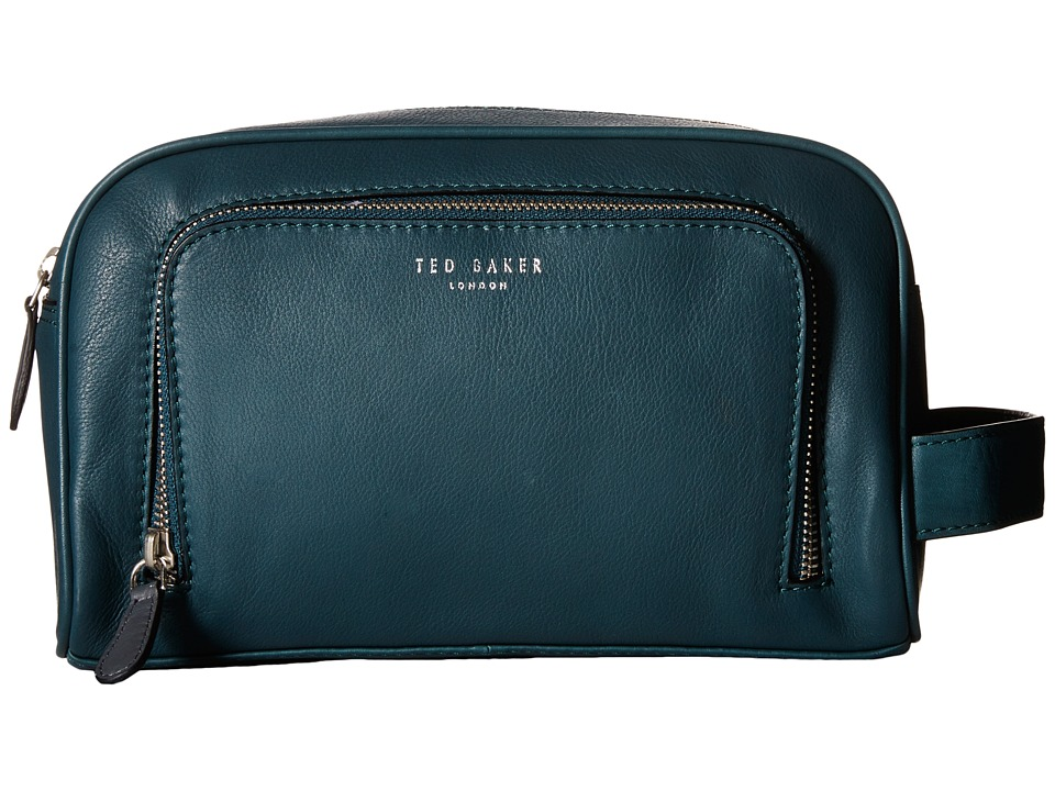 Ted Baker - Friendz (Teal) Toiletries Case