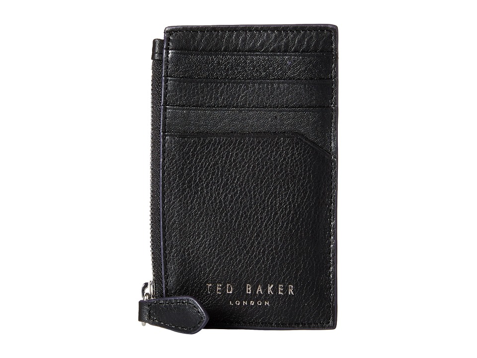Ted Baker - Longzip (Black) Wallet Handbags