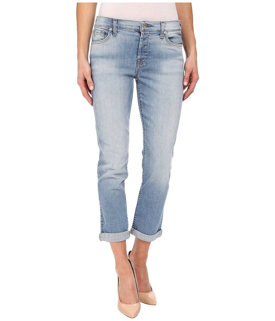 7 For All Mankind - Josefina in Mediterranean Sky (Mediterranean Sky) Women's Jeans