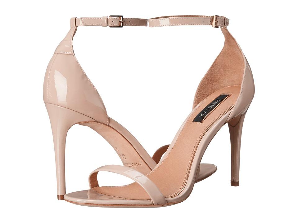 Rachel Zoe Ema (Nude Soft Patent) High Heels
