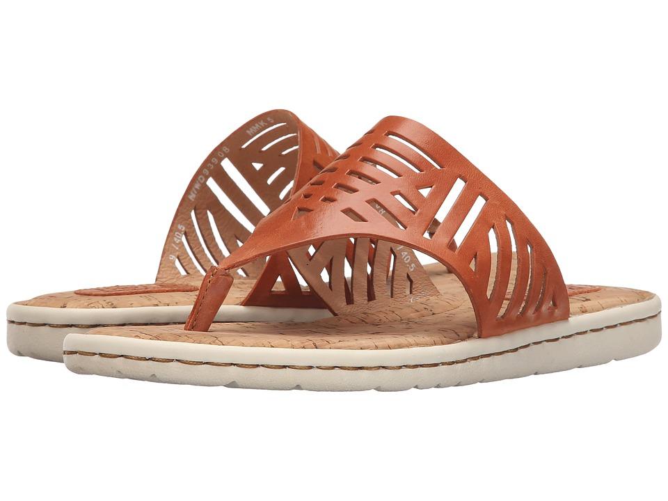Born - Eliora (Mandarine Full Grain Leather) Women's Sandals