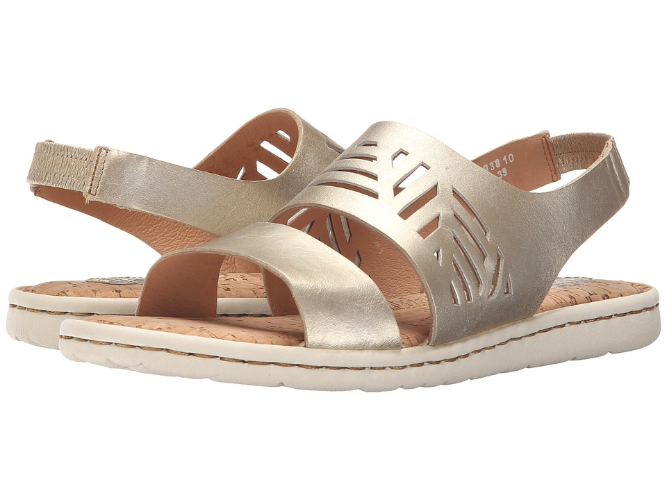 Born - Faina (Oro Metallic) Women's Sandals