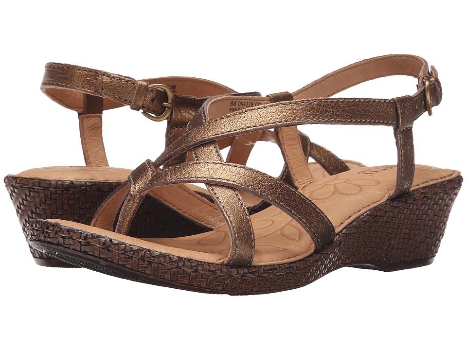 Born Cammi (Bronzo Full Grain Leather) Women