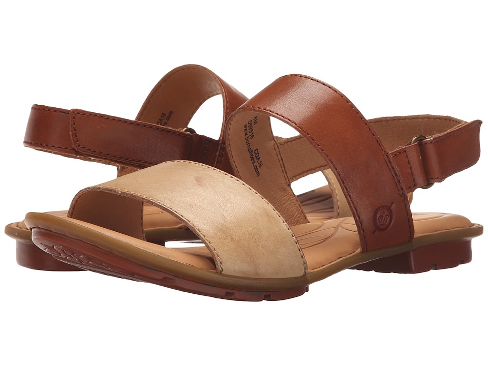 Born - Wendy (Grezzo/Etiope Full Grain Leather) Women