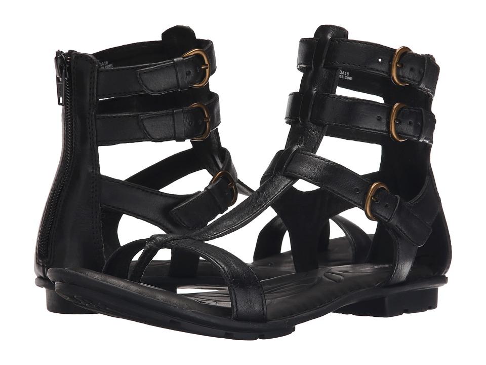 Born - Marcia (Black Full Grain Leather) Women