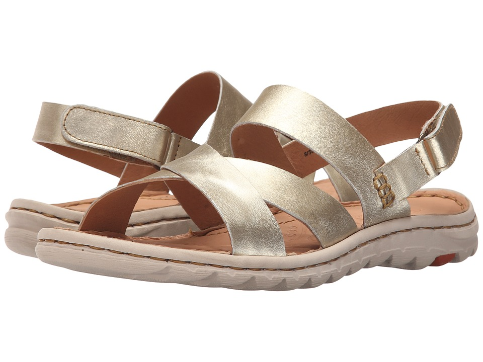 Born - Estes (Oro Metallic) Women's Sandals