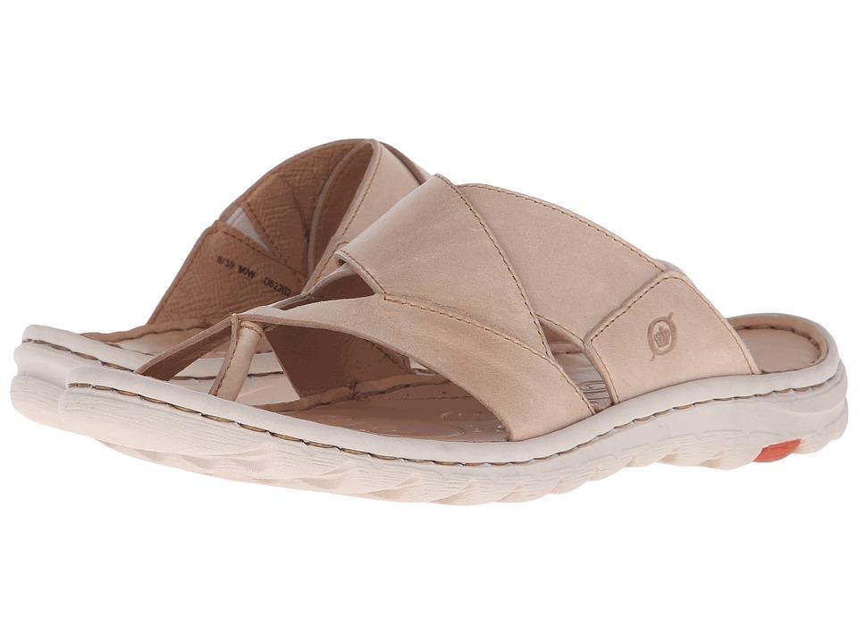 Born - Sorja (Nude Full Grain Leather) Women
