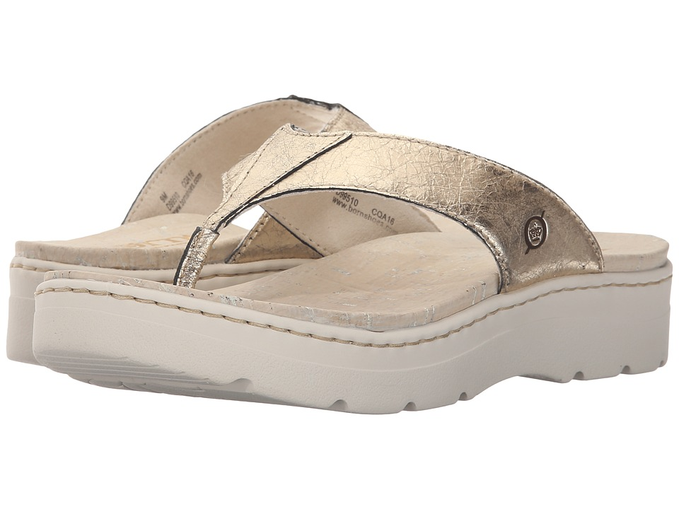 Born Bermuda (Platino Metallic) Women