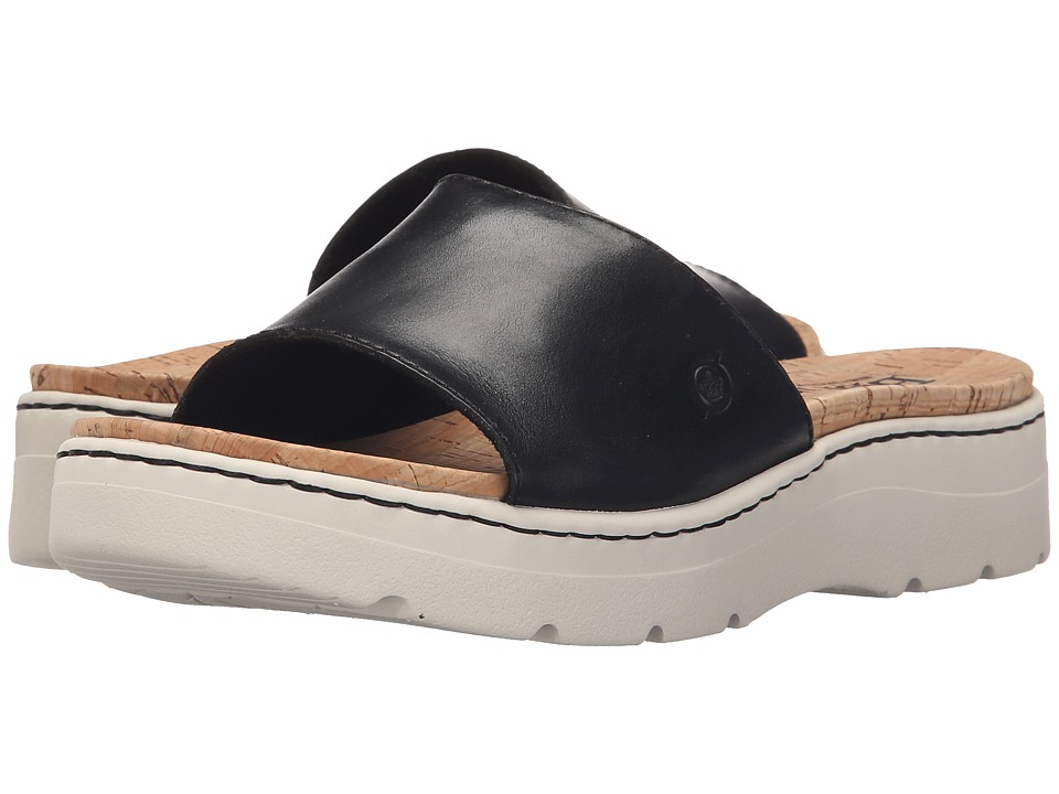 Born Benitez (Black Full Grain Leather) Women