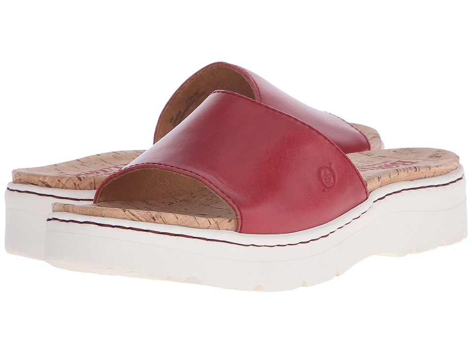 Born Benitez (Fire Full Grain Leather) Women