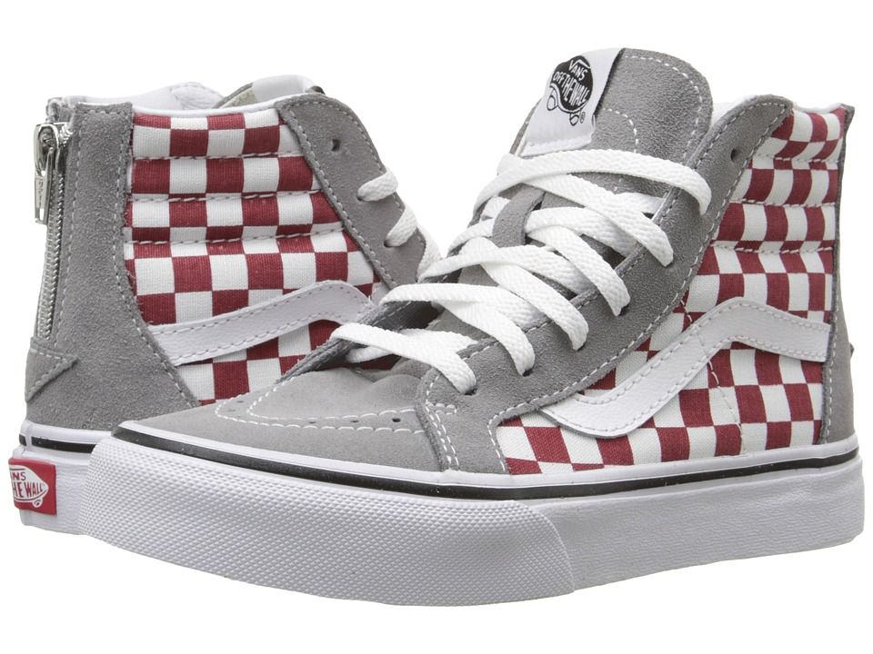 99fe5684a8 ... UPC 881862501962 product image for Vans Kids - Sk8-Hi Zip (Little Kid