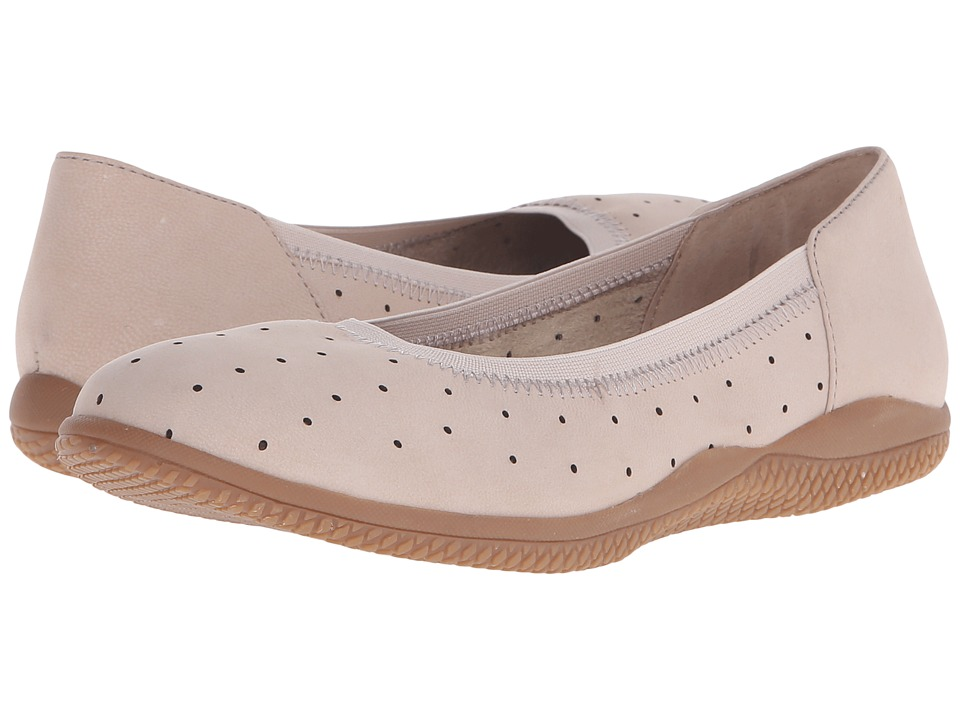 SoftWalk - Hampshire (Sand Nubuck Leather) Women