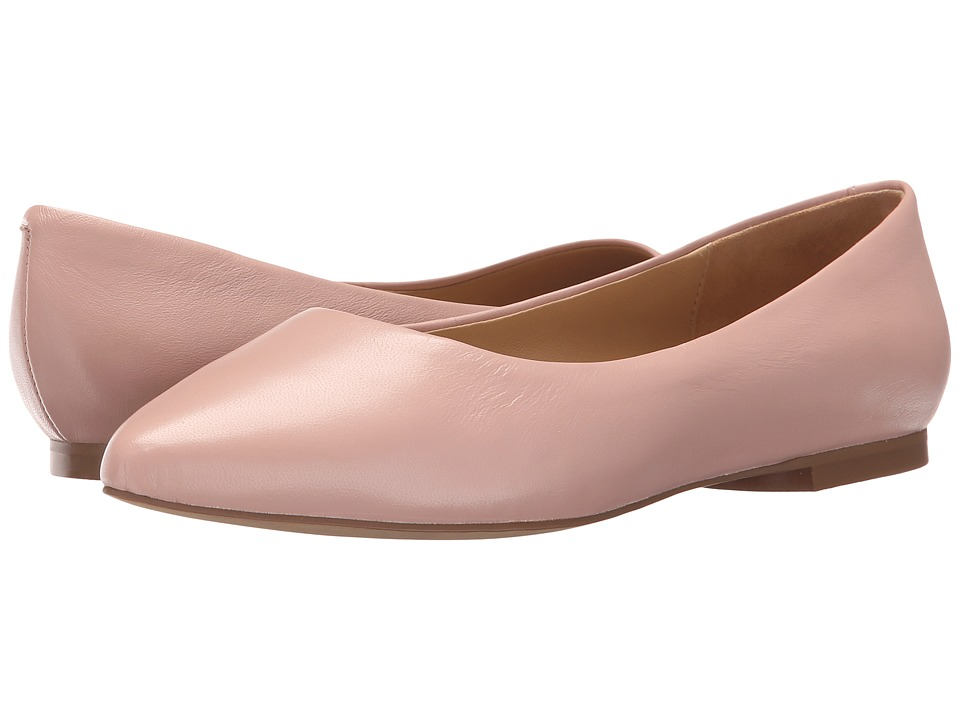 Trotters Estee (Pale Pink Soft Nappa Leather) Women