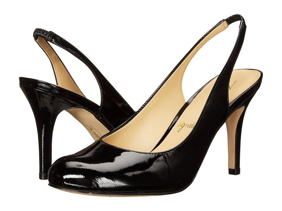 Trotters - Gidget (Black Soft Patent Leather) High Heels