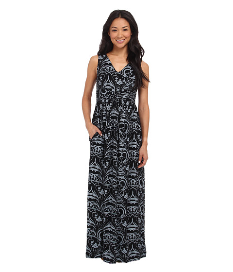 Fresh Produce - Riviera Veranda Maxi Dress (Black) Women