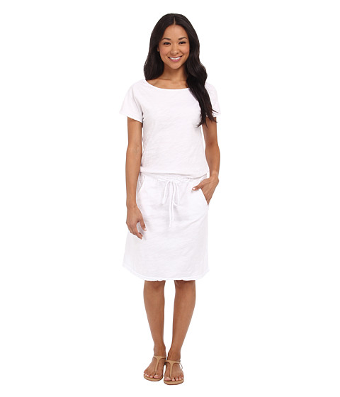 Fresh Produce - Riley Dress (White) Women's Dress