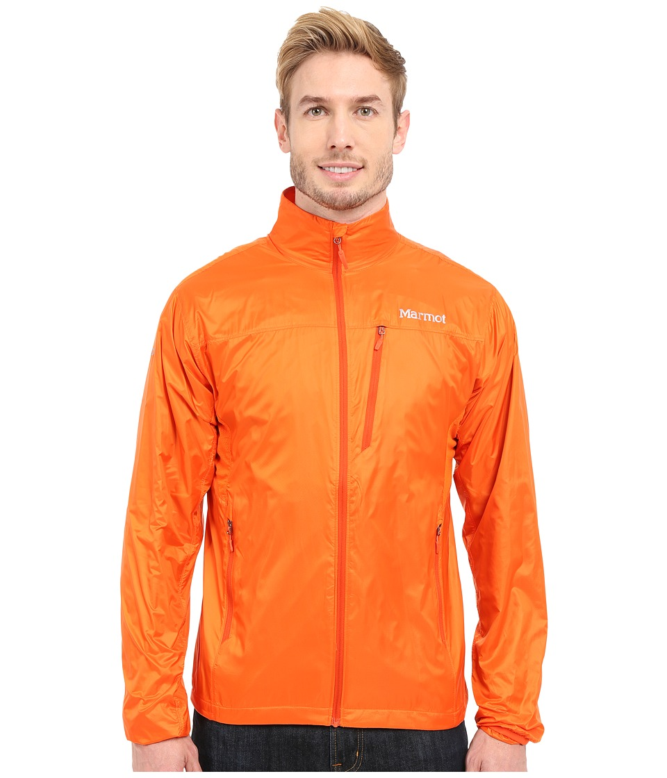Marmot - Ether DriClime Jacket (Blaze) Men's Coat