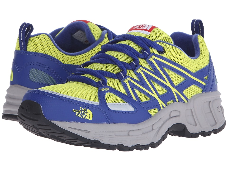 The North Face Kids - Betasso III (Toddler/Little Kid/Big Kid) (Marker Blue/Sulphur Spring Green) Boys Shoes