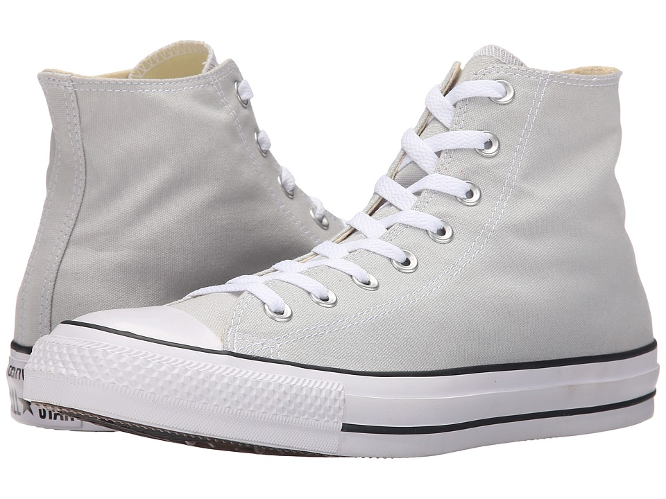 Converse - Chuck Taylor All Star Seasonal Hi (Mouse/White/Black) Classic Shoes