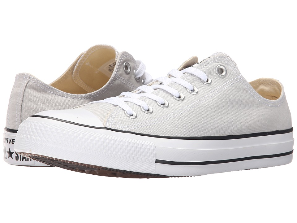 Converse - Chuck Taylor All Star Seasonal (Mouse/White/Black) Lace up casual Shoes