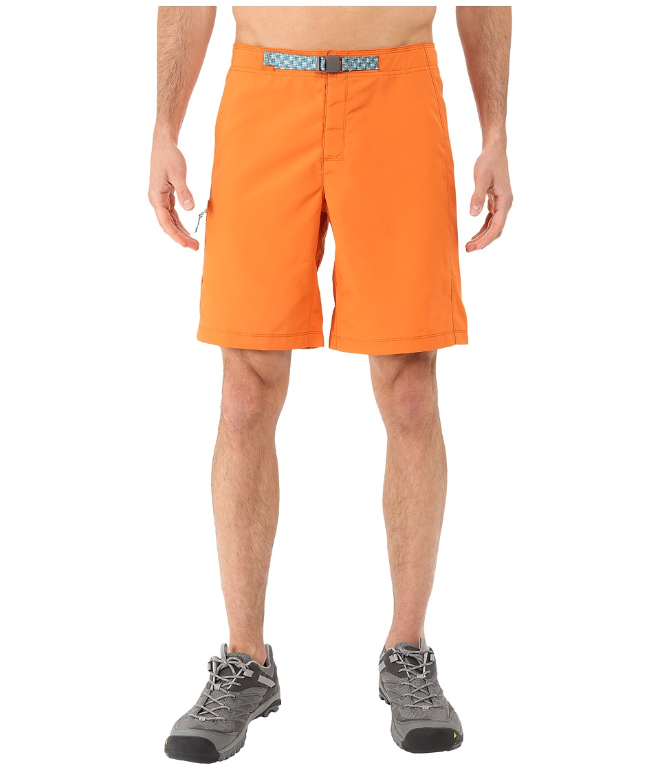 Merrell - Capra Rapid Shorts (Burnt Orange) Men's Shorts
